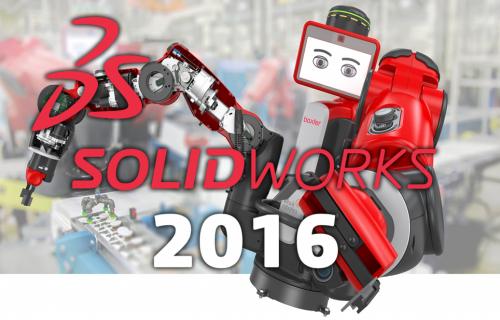 Découvrez SolidWorks 2016
