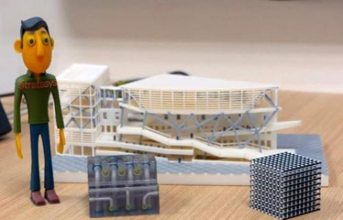 Nouveau support soluble SUP706 pour les imprimantes 3D J750 et Objet