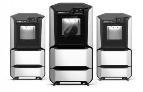 Nouvelle gamme d'imprimantes 3D multimatières FDM Stratasys F123