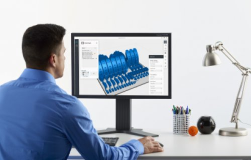 Stratasys lance le logiciel GrabCAD Print