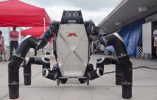 4 exemples de conception robotique avec SolidWorks