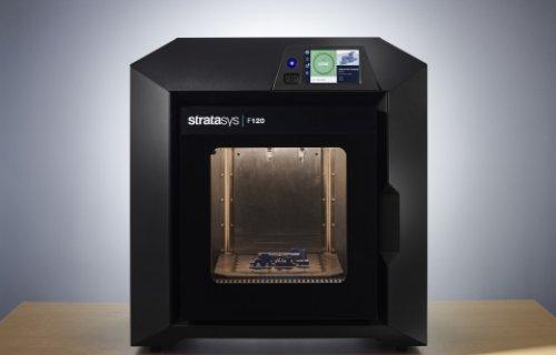 La Stratasys F120 redéfinit les standards des imprimantes 3D de bureaux