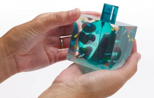Conçue pour les designers: la puissance de la nouvelle imprimante 3D J850
