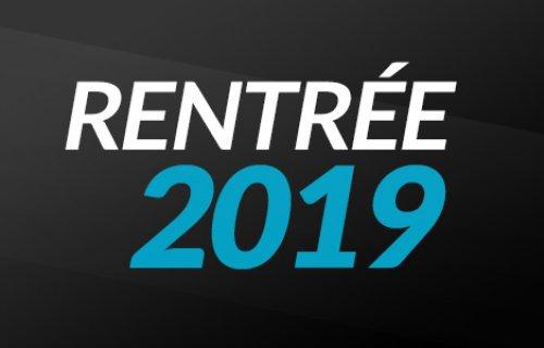 Les nouveautés CAO, Imprimantes 3D et Scan 3d pour la rentrée 2019