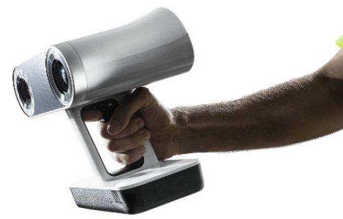 Artec3D double la résolution de scan des scanners 3D Eva et Leo