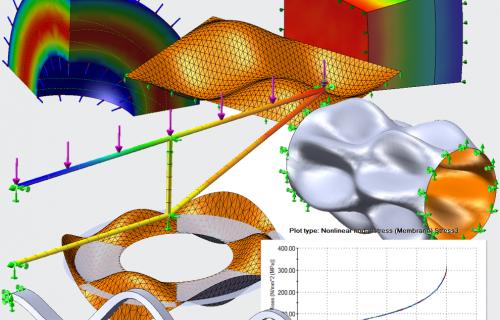 Rapport d'exactitude des simulations SOLIDWORKS par AFNOR