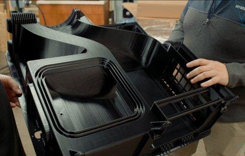 Stratasys facilite l'impression de grandes pièces avec l'imprimante 3D F770