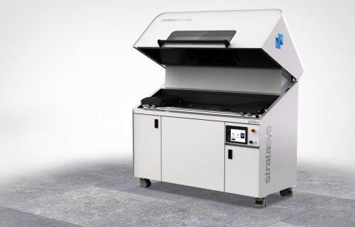 Stratasys lance l'imprimante 3D H350 pour la fabrication additive à l'échelle de production