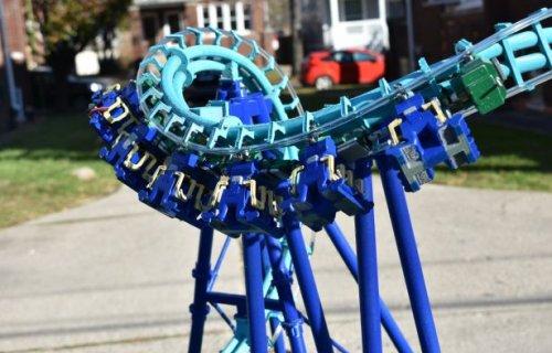 Découvrez des montagnes russes fonctionnelles imprimées en 3D au SOLIDWORKS World 2019