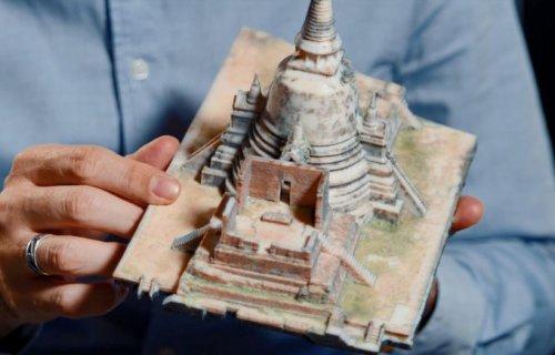 Redonner vie à des artefacts anciens avec l'impression 3D