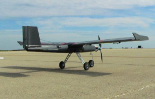 Une équipe d'ingénieurs conçoit un drone imprimé 3D