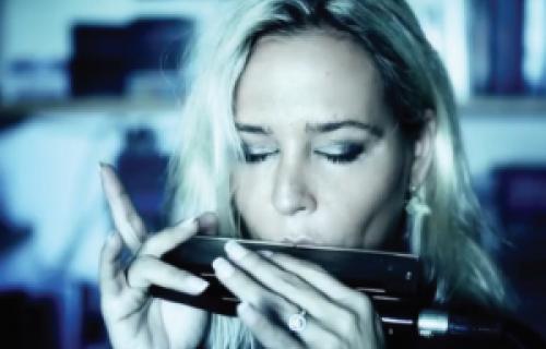 Adler Trio invente un boitier d'amplification pour harmonica imprimé en 3D