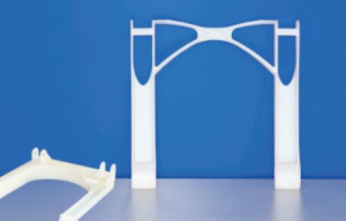 L'imprimante 3D permet aux élèves de gagner de pratiquer en situation réelle