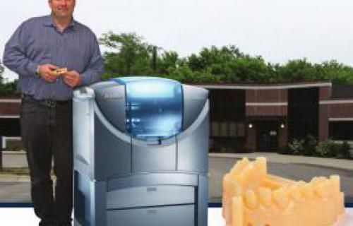 APEX réalise un workflow numérique complet avec l'impression 3D