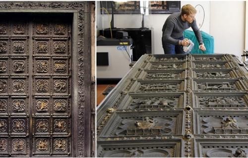 Redonner vie à une œuvre d'art italienne en bronze datant du XIVe siècle avec Artec Spider