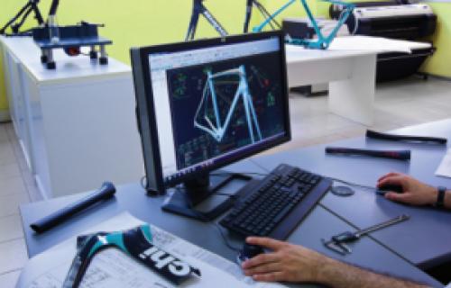 Bianchi Bikes accélère le cycle de développement avec l'impression 3D
