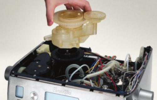 Tester, remodeler et re-tester rapidement avec l'imprimante 3D Objet