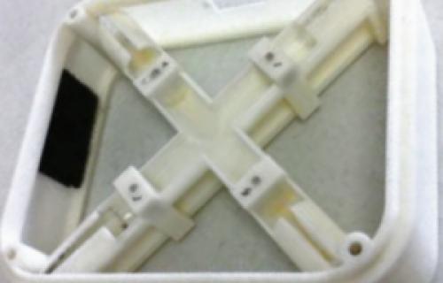 Des pièces de drones militaires imprimés en 3D avec Dimension