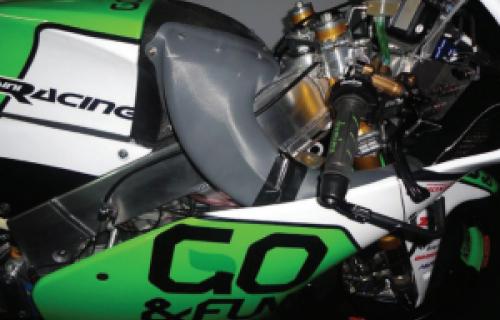 Un fabricant de pièces motos réduit ses coûts de 50%
