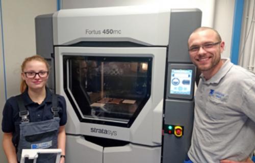 Kratzer imprime ses supports et outils internes sur-mesure