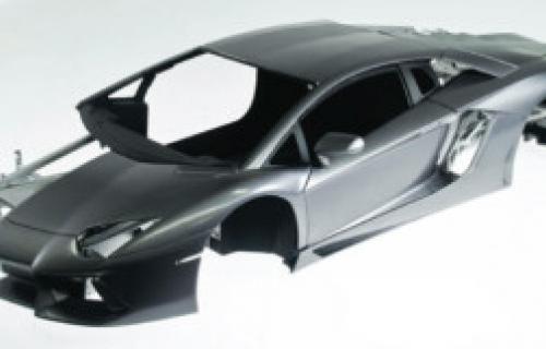 Lamborghini et le prototypage rapide