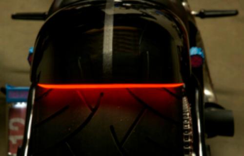 Des pièces de moto sur-mesure imprimées en 3D avec Dimension