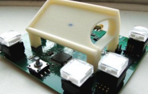 Cette startup utilise l'impression 3D pour son GPS compatible iPhone