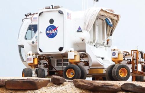 Rover, le véhicule spatial de la NASE utilise des composants imprimés en 3D