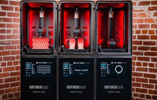 TE Connectivity produit des pièces pour l'industrie aérospatiale avec Stratasys Origin One.