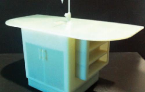 L'impression 3D aide un fournisseur de mobilier de laboratoire