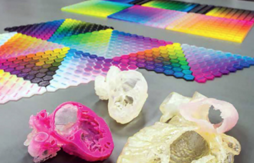Centré sur le Coeur: 3D Print bureau créé des modèles cardiaques complexes
