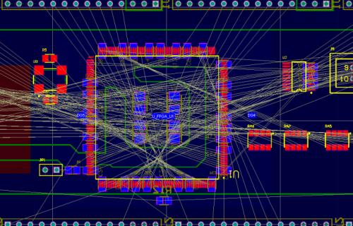 1 ingénieur d'applications électronique EDA