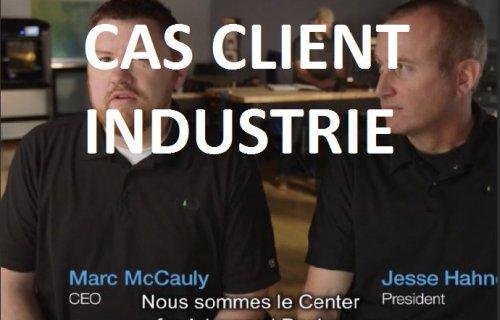 F123 : Cas Client Industrie