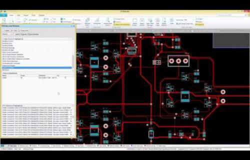 Vidéo du logiciel de CAO pour PCB : PCBWorks