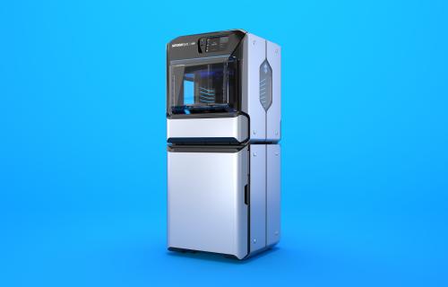 Vidéo : Imprimante 3D Stratasys J55