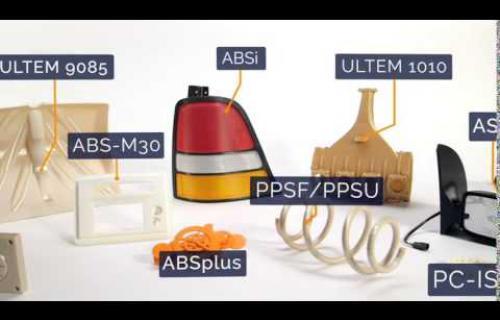 La technologie FDM (dépôt de fils) en vidéo