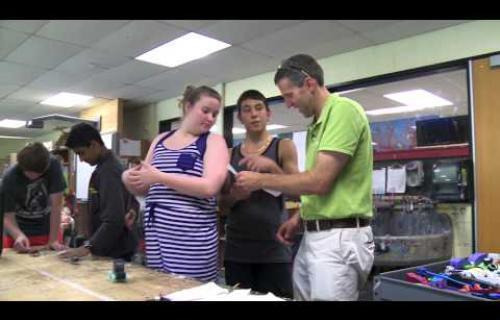 Vidéo : imprimantes 3D Makerbot pour les écoles et universités