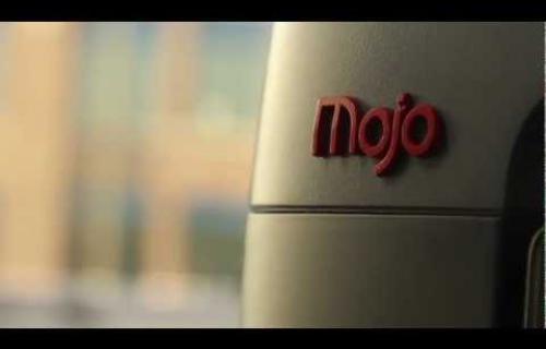 Imprimante 3D Mojo en vidéo