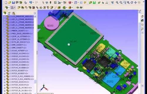 Vidéo de démo SolidWorks CircuitWorks