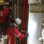 Artec Leo et Ray unissent leurs forces pour fabriquer un tuyau de remplacement de 15 mètres sur un navire offshore