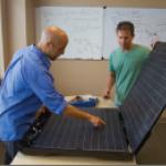 Prototype précis à échelle réelle pour un générateur solaire plug and play