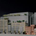 DEs modèles architecturaux imprimés en 3D pour présenter le projet aux investisseurs