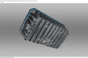 Créer des pièces auto customisées pour des voitures de course anciennes avec Artec Space Spider