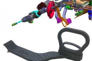 Les gabarits et fixations imprimés en 3D aident Eckhart à augmenter la productivité, la sécurité et la qualité