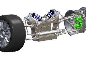 Plus léger, plus rapide, plus rigide, plus fort - le travail de Giaffone Racing n'est jamais fini