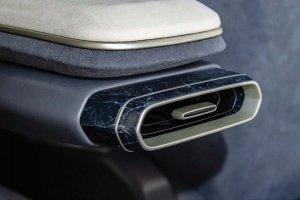 Italdesign utilise la J750 pour imprimer en 3D des pièces intérieures à effet marbré pour le concept-car DaVinci