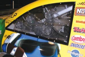 Des pièces FDM sur-mesure pour des voitures de la NASCAR