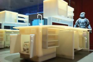 L'impression 3D aide un fournisseur de mobilier de laboratoire à accélérer son processus de développement de produits