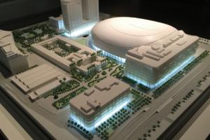 Une imprimante 3D pour des tests de design architectural