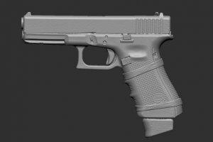 Créer des modèles 3D réalistes pour World War 3 avec Artec Leo et Space Spider